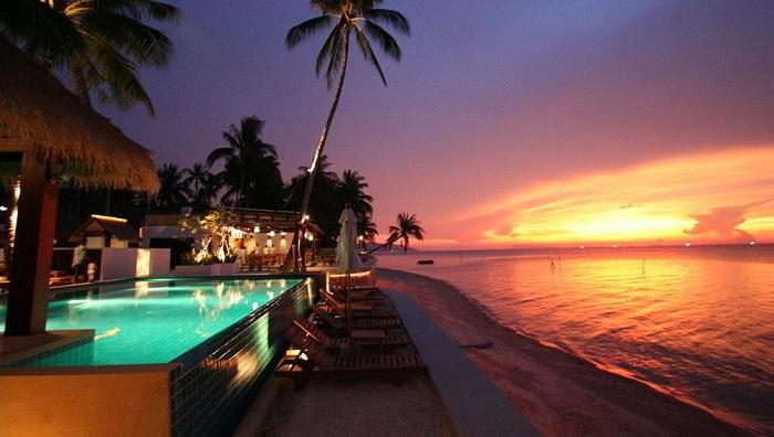Mövenpick Resort Koh Samui'nin Tesisleri