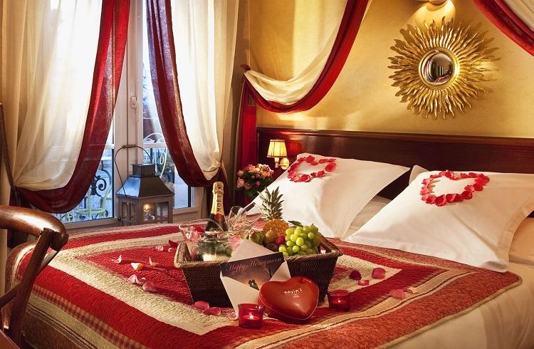 Unutulmaz Bir Sevgililer Günü için 4 Romantik Otel Önerisi