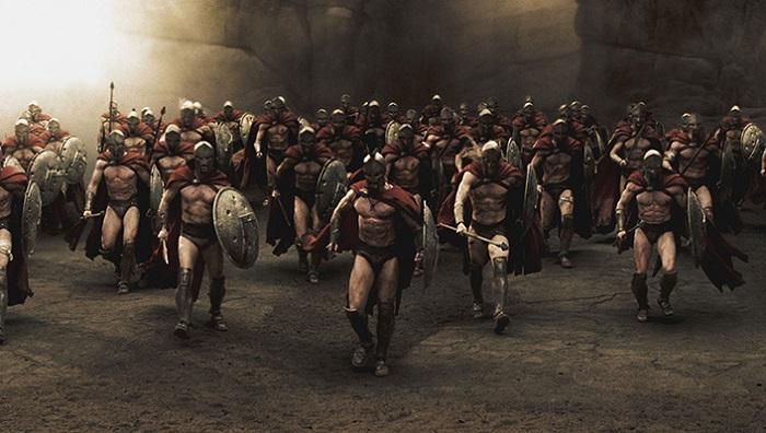 300 Spartalı