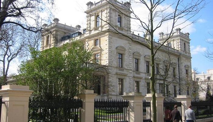 Kensington Palace Gardens - İngiltere