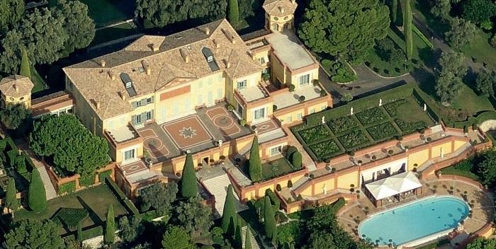 Villa Leopolda - Fransa