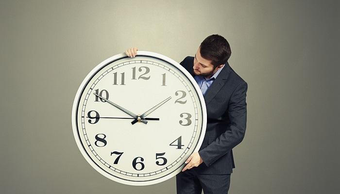 Saatinizde İşten Çıkın!