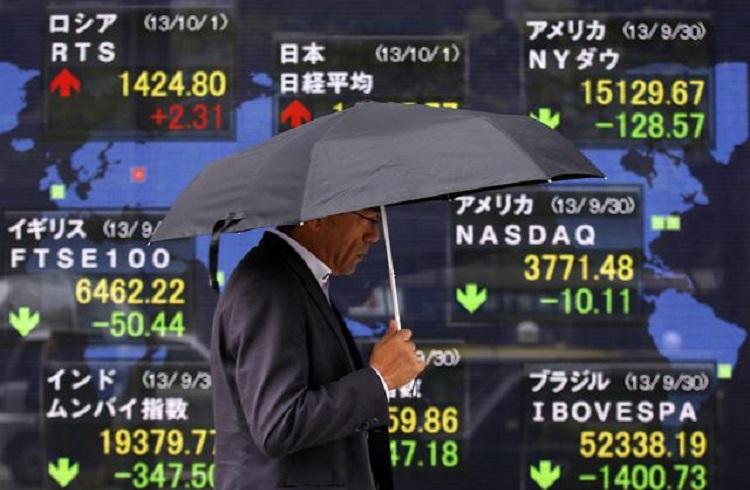 Yüksek Volatilitenin Etkisiyle Asya Hisseleri Sert Düşüyor!