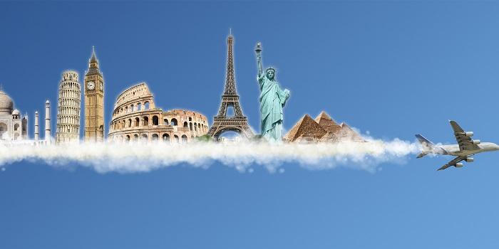 Yeni Yerlere Seyahat Edin!