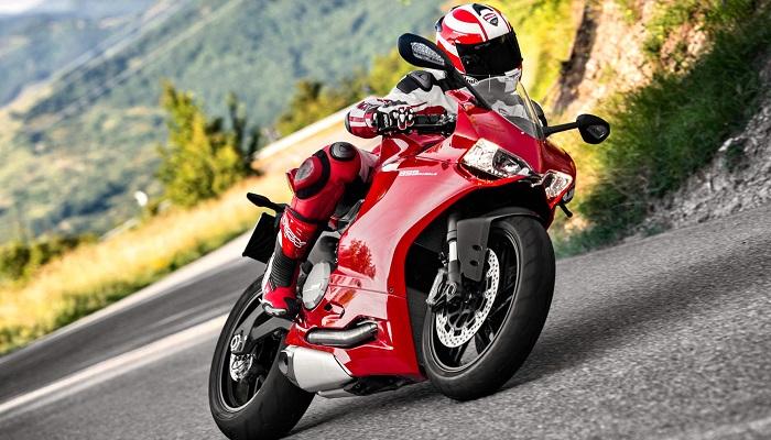 2016 Ducati Panigale 959 Süper Motosikletinin Gücü