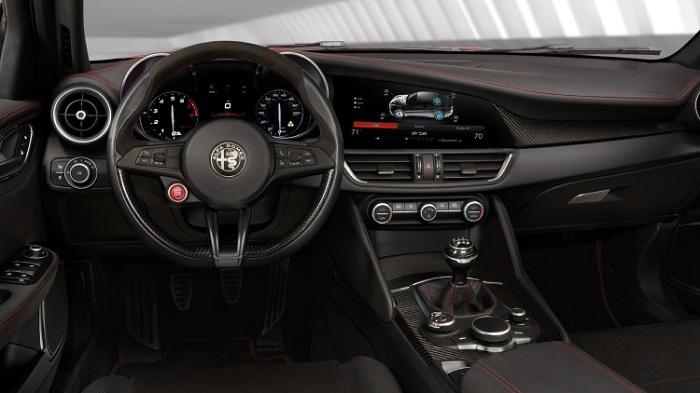 2017 Alfa Romeo Giulia Modelinin İç ve Dış Tasarımı
