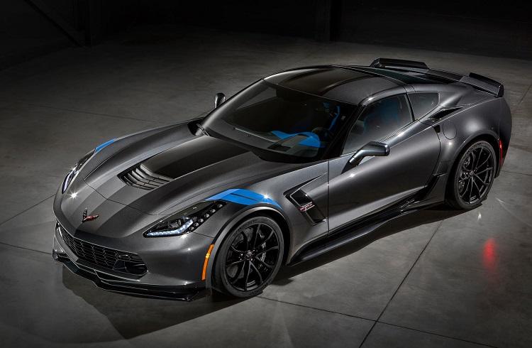 Chevrolet 2017 Corvette Grand Sport Modeli ile Yoluna Devam Ediyor