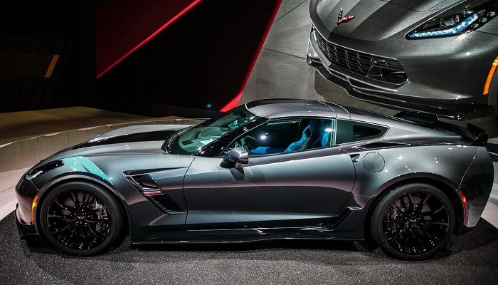 2017 Corvette Grand Sport Modeli Hangi Performans Özelliklerine Sahip?