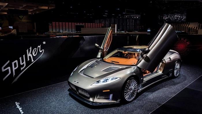 2017 Spyker C8 Preliator Modelinin Motoru ve Performansı