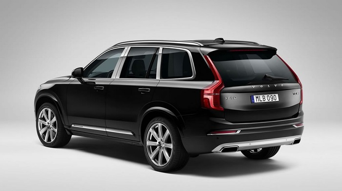 2017 Volvo XC90 Excellence Performans Özellikleri