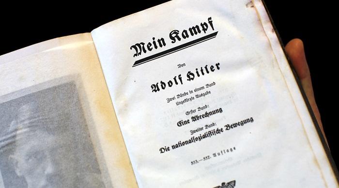 """Adolf Hitler'in """"Kavgam"""" Adlı Kitabın İlk Kişisel Kopyası Ne Zaman Piyasaya Çıkarıldı?"""