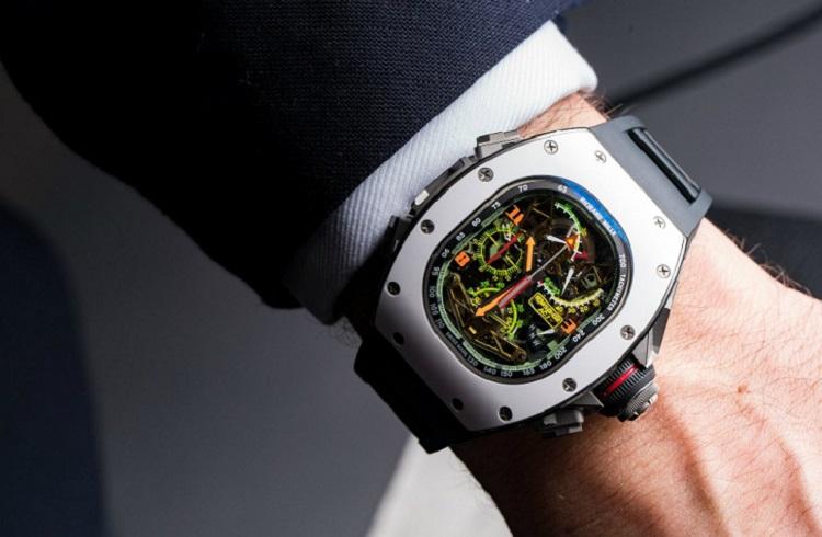 Airbus Jetlerinin İlham Verdiği Richard Mille İmzalı Ultra Lüks Saat
