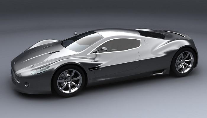 Aston Martin AMV12