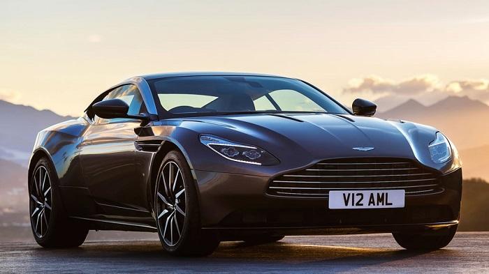 Aston Martin DB11 Modeli Diğer Versiyonlardan Daha Farklı Bir Tasarıma Sahip