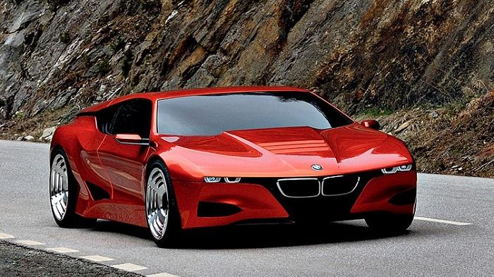 BMW'nin Yeni Canavarı 2017 M8 Concept Modelinin Performans Özellikleri