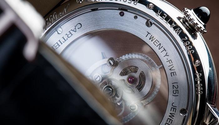 Cartier'in Yeni Yıldızı Rotonde de Cartier Astromysterieux Saatinin Fiyatı