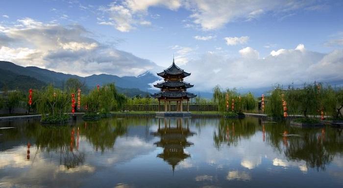 Banyan Tree Lijiang - Çin