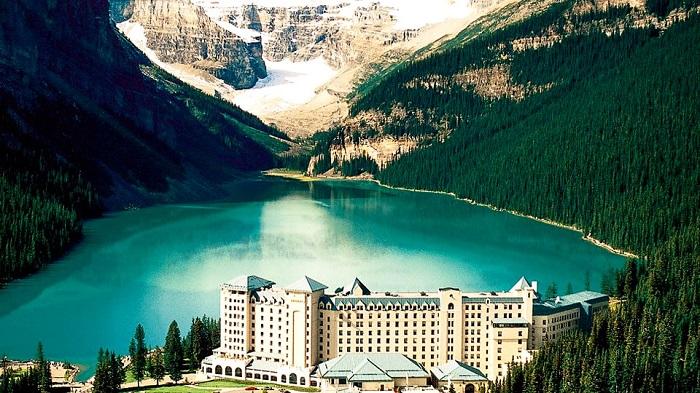 Fairmont Chateau Lake Louise - Kanada