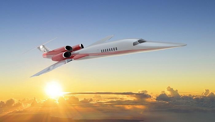 Dünyanın İlk Süpersonik Yolcu Jetinin Akıllara Durgunluk Veren Performansı