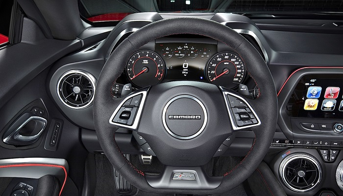 Eski Modellere Benzemeyen 2017 Camaro ZL1 Modelinin Tasarımı