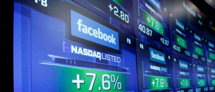 Facebook Hisse Senedine Yatırım Yaparak Para Kazanmak