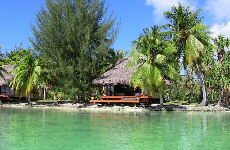 """Fransız Polinezyası'na Gizlenmiş Saklı Cennet: """"Motu Moie"""""""