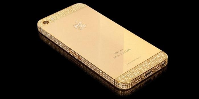 Goldgenie Tasarımı Muhteşem iPhone SE Modelleri