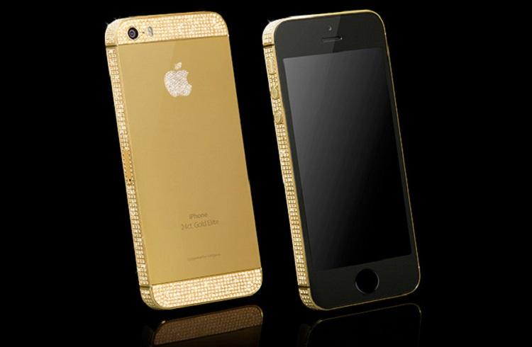 Goldgenie'nin Altın Dokunuşuyla Şekil Alan Yeni iPhone SE