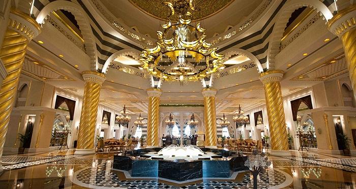 Jumeriah Zabeel Sarayı'nın Tasarımı