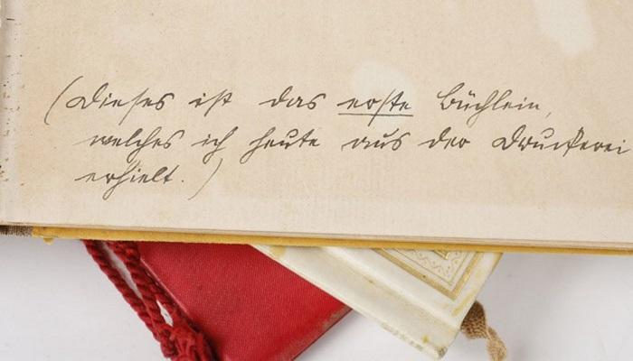 """""""Kavgam"""" Kitabının Nadir Kopyası Ne Zaman Müzayedeye Çıkarıldı?"""