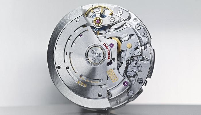Kusursuz İşlevselliğiyle 2016 Cosmograph Daytona Saatinin Mekanizması