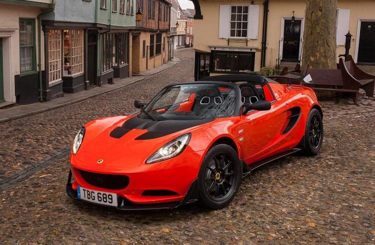 """Lotus'un En Hızlı ve En Güçlü Elektrikli Otomobili: """"Elise Cup 250"""""""