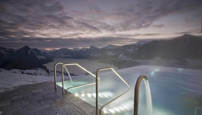 Hotel Villa Honegg - İsviçre