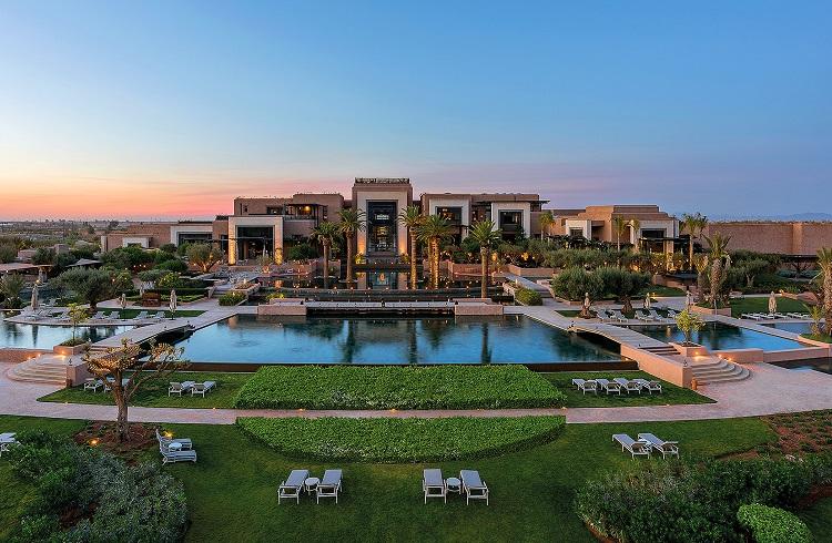 """Masallar Diyarı Fas'ın Turizme Hediyesi: """"Royal Palm Marrakech"""""""