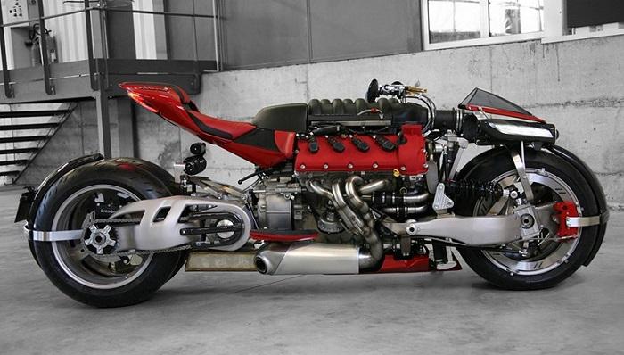 Maserati Motorlu LM 847 Modelinin Eşsiz Tasarımı