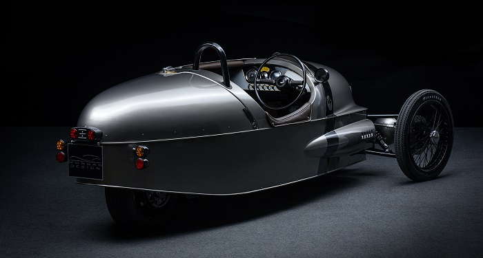 Morgan Motors Tarafından Üretilen Üç Tekerlekli Elektrikli EV3 Modelinin Performansı