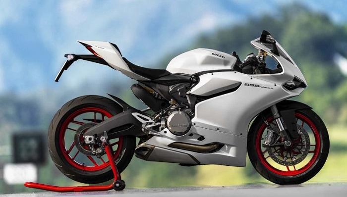 Motosiklet Sektörüne Yeni Bir Soluk Kazandıracak Panigale 959 Modelinin Tasarımı