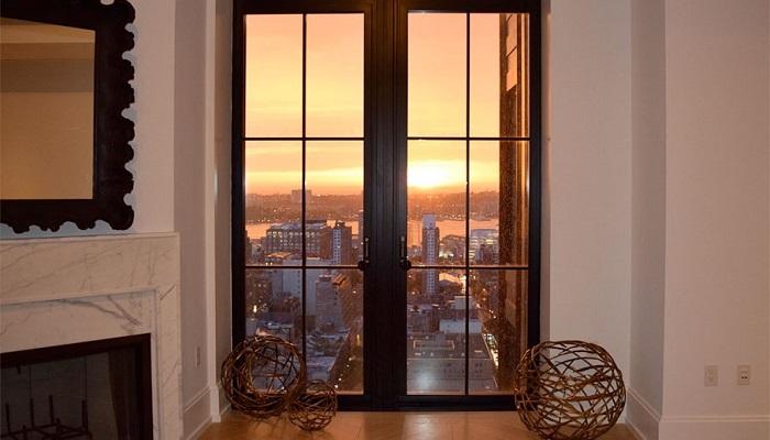 New York'a Tepeden Bakacağınız Lüks Çatı Katı Evinin Tasarımı