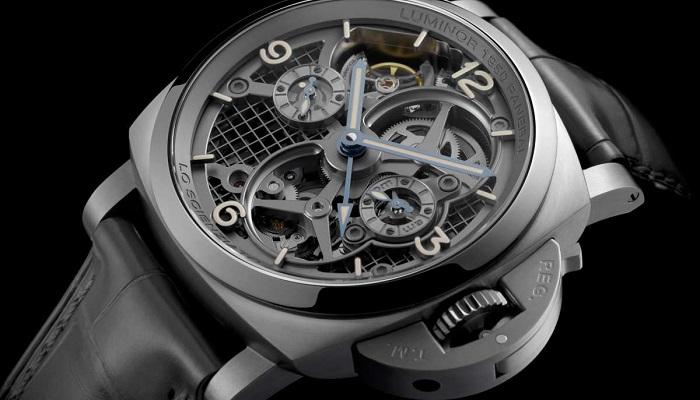 Officine Panerai'nin Galileo İçin Ürettiği Özel Saatin Tasarımı