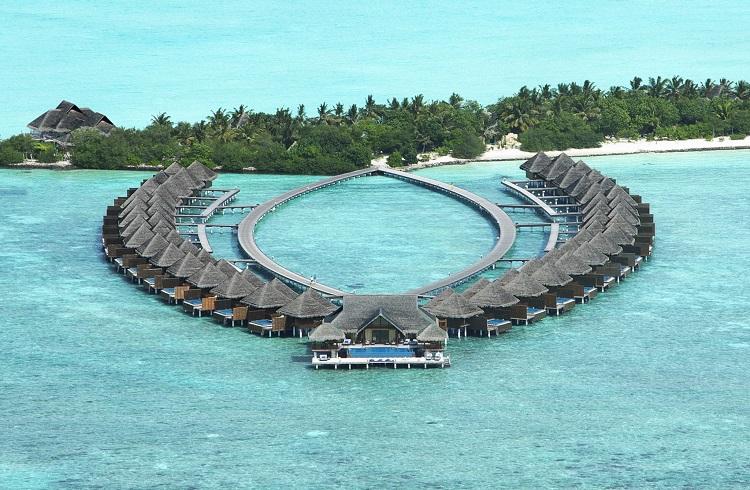 """Maldivler'de Lüks Bir Kaçamak Yeri: """"Taj Exotica Resort&Spa"""""""