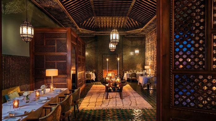 Olağanüstü Bir Coğrafya İçerisinde Yer Alan Royal Palm Marrakech'in Tasarımı