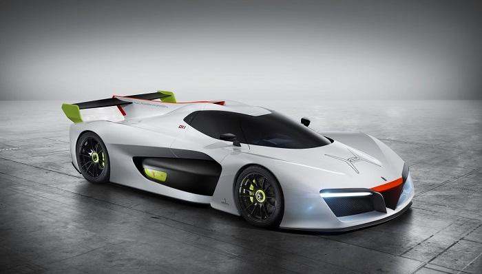 Pininfarina H2 Speed Modelinin Tasarımı