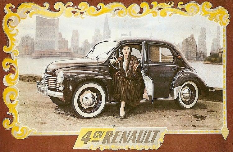 Renault ve İlklerle Dolu Başarı Hikayesi