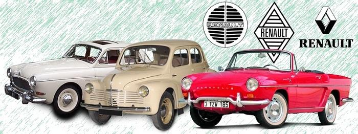 Renault'un Faytoncularla Gelişen Tarihi