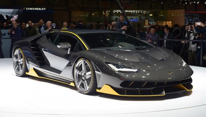 Şimdiye Kadar Üretilen En Hızlı Lamborghini Modelinin Performansı