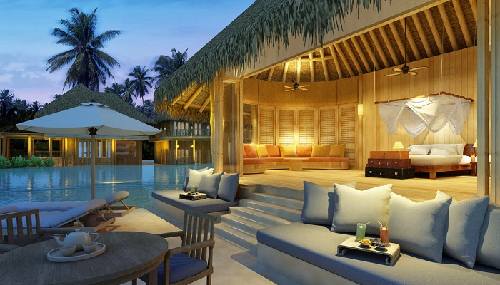 Soneva Fushi Maldives Otelinin Villa ve Süitleri