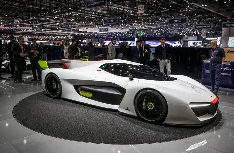 """Su ile Çalışan Otomobil Rüyası Gerçek Oluyor: """"Pininfarina H2 Speed"""""""