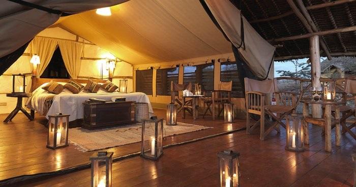 Tanzanya'ya Aşık Olmanızı Sağlayacak Retreat Selous Otelinin Konaklama İmkanları