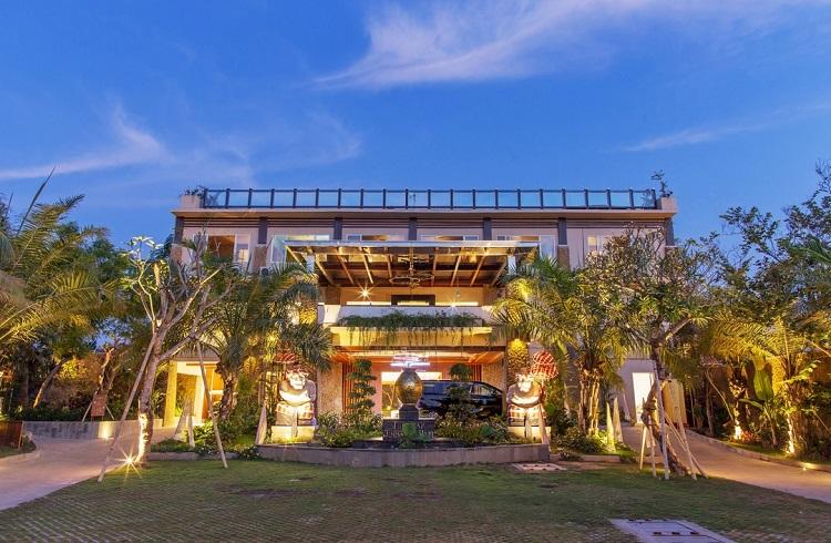 """Sağlık Turizminin Bali'deki Yeni Adresi: """"Leaf Jimbaran"""""""