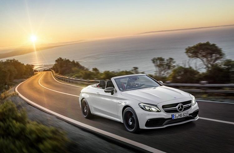 """""""2017 C63 AMG Cabriolet"""" Mercedes Tutkunlarının Aklını Alacak!"""